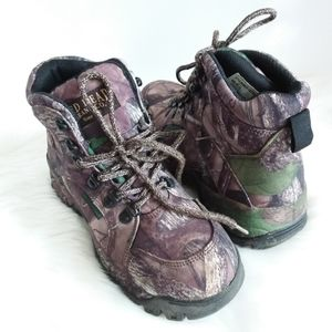 Red Head Brand Co | Camo Cougar ll Hunting Boots